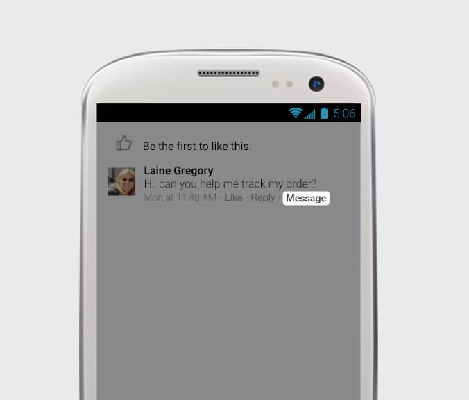 facebook-message-comment
